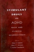 Cover for Stimulant Drugs and ADHD