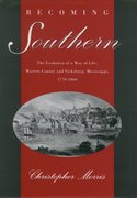 Cover for Becoming Southern