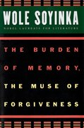 Cover for The Burden of Memory, the Muse of Forgiveness