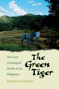 Cover for The Green Tiger