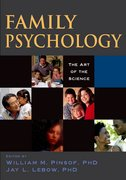 Cover for Family Psychology