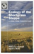 Cover for Ecology of the Shortgrass Steppe