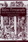 Cover for Before Pornography