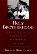 Cover for Holy Brotherhood