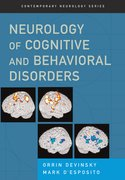 Cover for Neurology of Cognitive and Behavioral Disorders