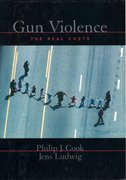 Cover for Gun Violence: The Real Costs