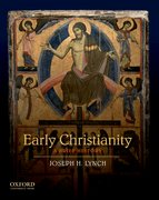 Cover for Early Christianity