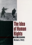Cover for The Idea of Human Rights