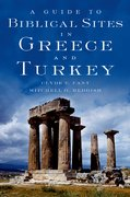 Cover for A Guide to Biblical Sites in Greece and Turkey