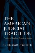 Cover for The American Judicial Tradition