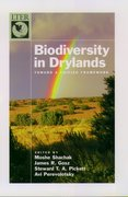 Cover for Biodiversity in Drylands