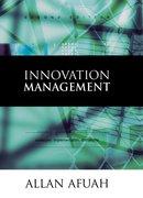 Cover for Innovation Management