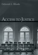 Cover for Access to Justice