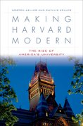 Cover for Making Harvard Modern