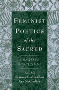 Cover for Feminist Poetics of the Sacred