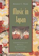 Cover for Music in Japan: Experiencing Music, Expressing Culture