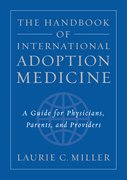 Cover for The Handbook of International Adoption Medicine