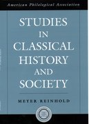 Cover for Studies in Classical History and Society