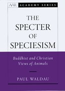 Cover for The Specter of Speciesism
