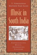 Cover for Music in South India