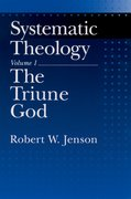 Cover for Systematic Theology