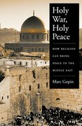 Cover for Holy War, Holy Peace