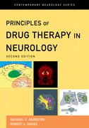 Cover for Principles of Drug Therapy in Neurology