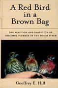 Cover for A Red Bird in a Brown Bag