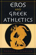 Cover for Eros and Greek Athletics