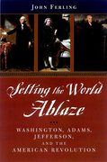 Cover for Setting the World Ablaze