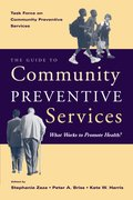 Cover for The Guide to Community Preventive Services