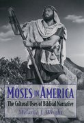 Cover for Moses in America