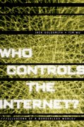 Cover for Who Controls the Internet?