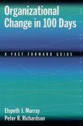 Cover for Organizational Change in 100 Days