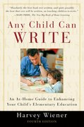 Cover for Any Child Can Write