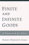 Cover for Finite and Infinite Goods