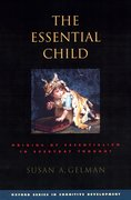 Cover for The Essential Child