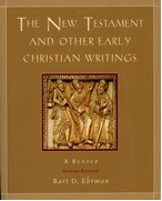 Cover for The New Testament and Other Early Christian Writings