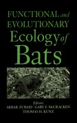 Cover for Functional and Evolutionary Ecology of Bats