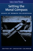 Cover for Setting the Moral Compass