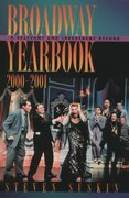 Cover for Broadway Yearbook 2000-2001