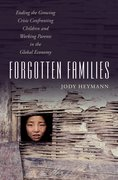Cover for Forgotten Families