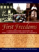 Cover for First Freedoms