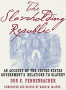 Cover for The Slaveholding Republic
