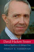 Cover for David Hackett Souter