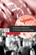 Cover for Statistical Methods in Genetic Epidemiology