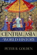 Cover for Central Asia in World History