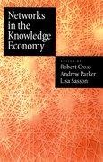 Cover for Networks in the Knowledge Economy