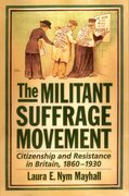 Cover for The Militant Suffrage Movement