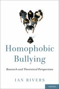 Cover for Homophobic Bullying
